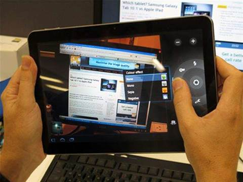 Samsung Galaxy Tabs 'not as cool' as iPad: Judge