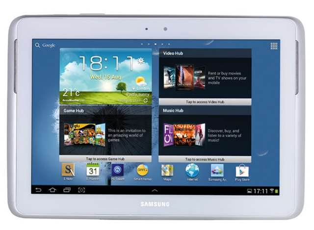 Samsung Galaxy Note 10.1 reviewed: an intriguing concept, but not quite perfect