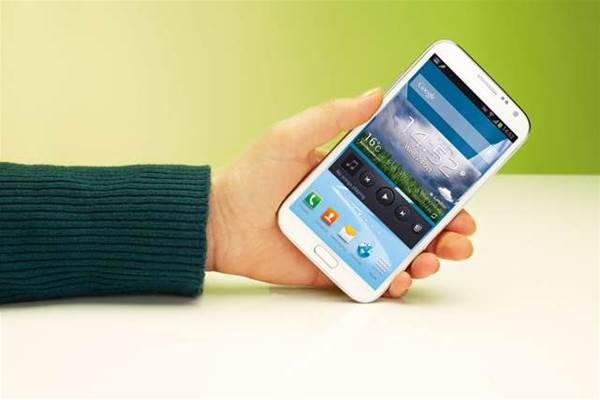 Review: Samsung Galaxy Note II, an ideal phone and tablet combo