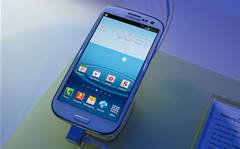 Samsung Galaxy S III: Examining its business chops