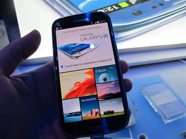 Samsung Galaxy S3: Local pricing and availability