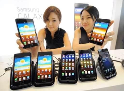 Samsung Galaxy S II sales top 10 million