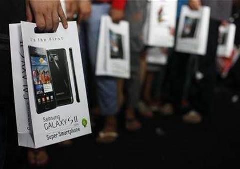Apple seeks quick bans on eight Samsung phones
