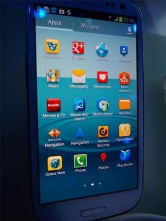 Vodafone, Virgin chase data-hungry Galaxy SIII users