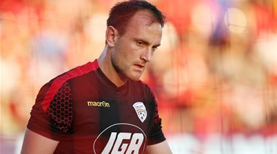 Amor coy on Galekovic replacement