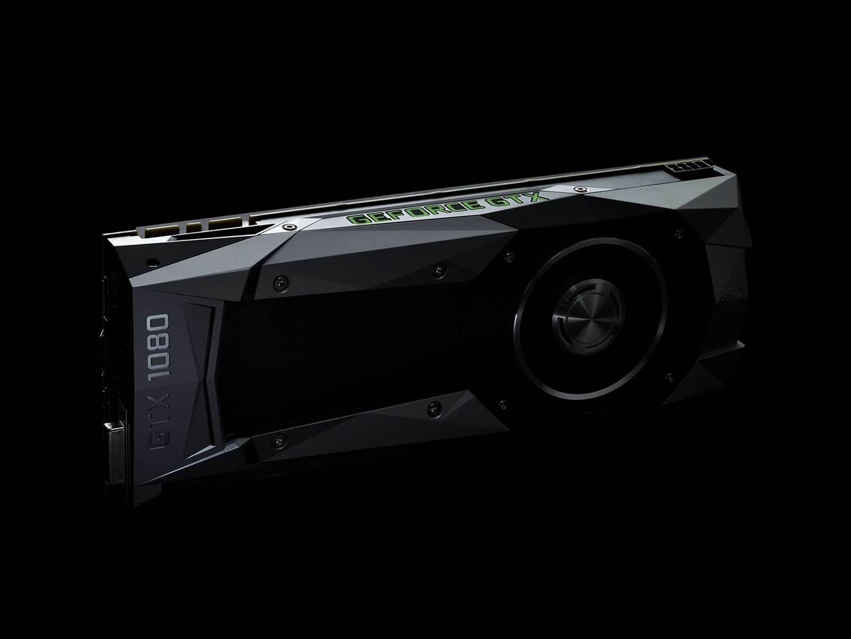 Nvidia officially launched its GTX 1080 and 1070 over the weekend