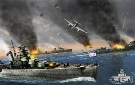 Wargaming.net announces unified gaming service, and World of Battleships trailer