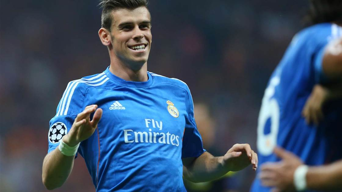 Perez: Manchester United wanted Bale