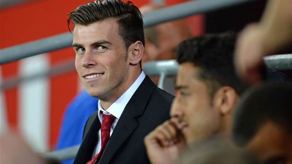Bale: Real move a 'dream'