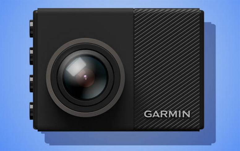 Garmin Dash Cam 65W watches the traffic, tells you when to go