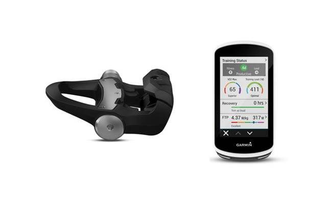 New Garmin Edge 1030 and Vector 3/3S pedal-based power meter