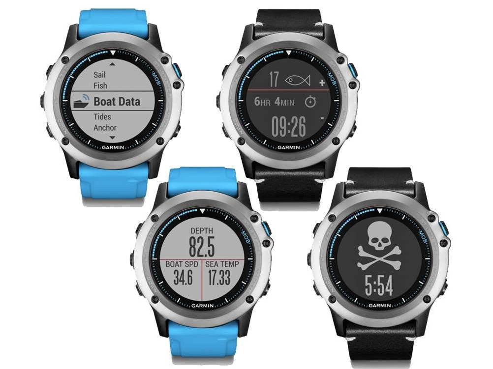 Garmin's new watersport watch loves getting wet