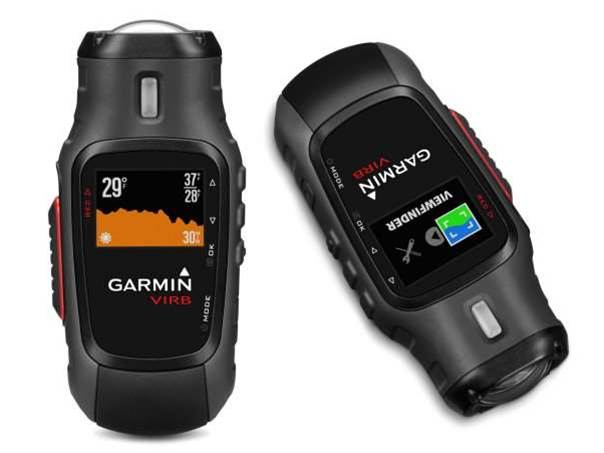 Garmin goes gnarly with VIRB action GPS cams
