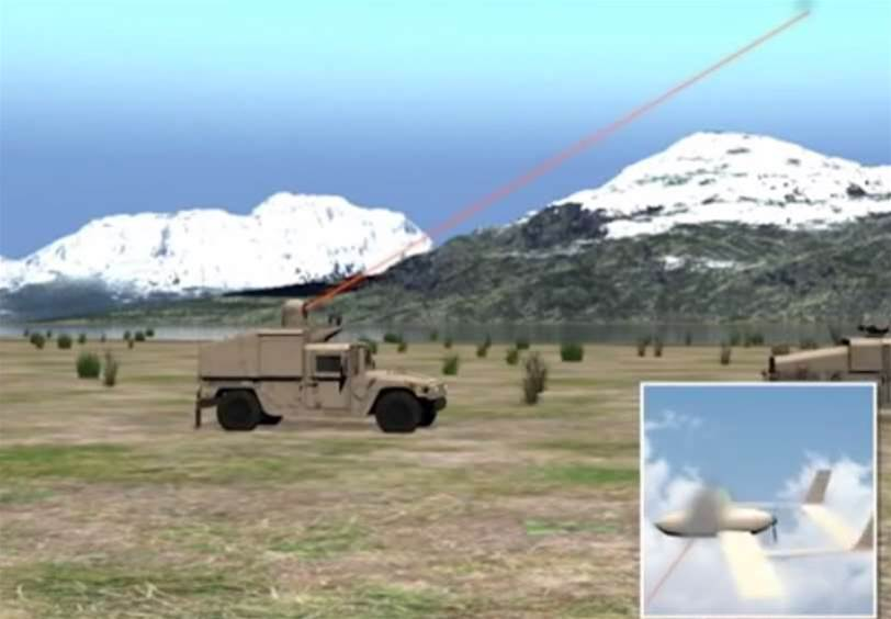 The Navy Wants Anti-Drone Lasers On Trucks