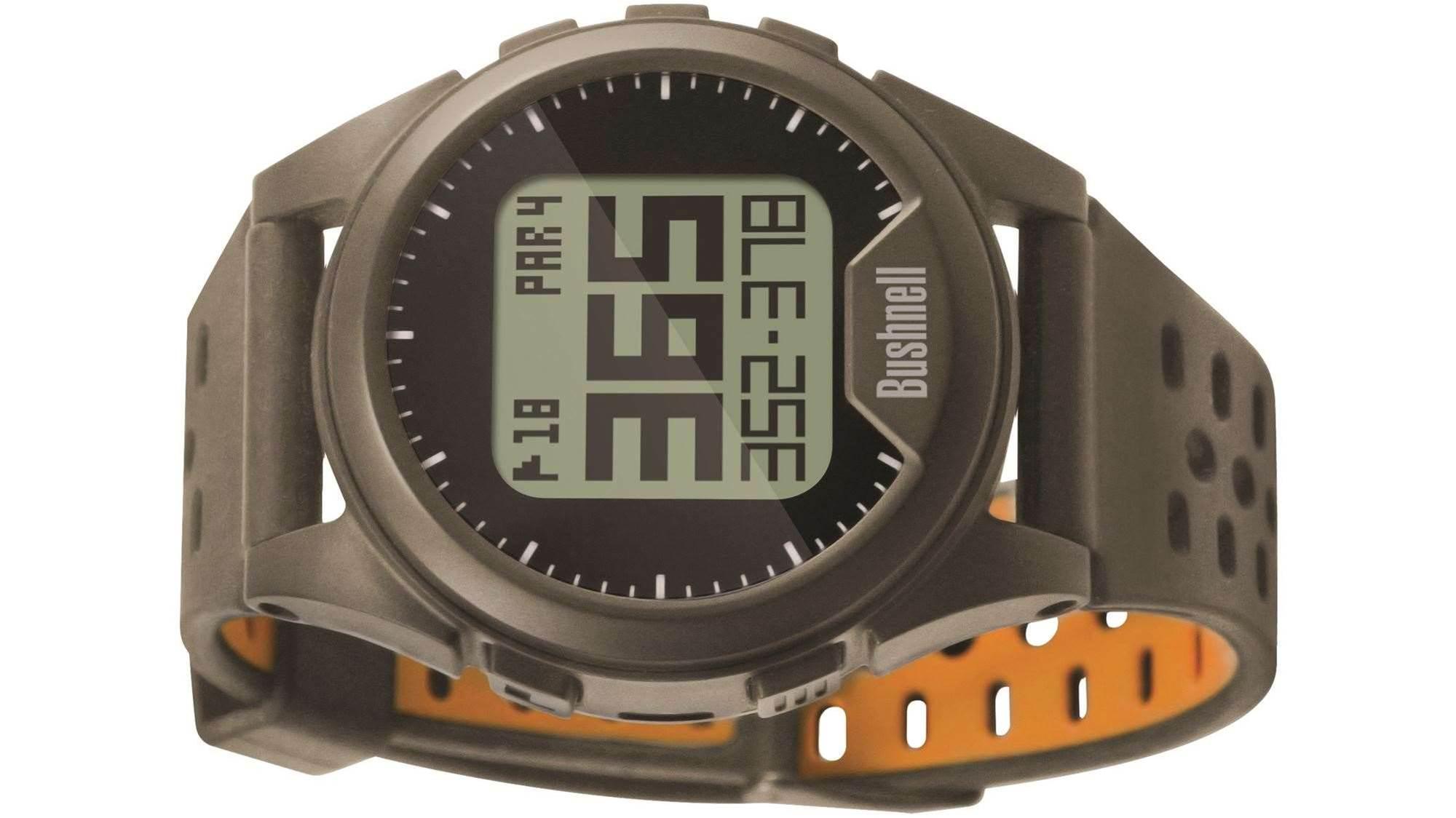 TESTED: Bushnell Neo iON GPS rangefinder watch