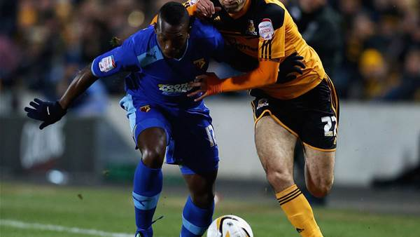 Gedo rejoins Hull City