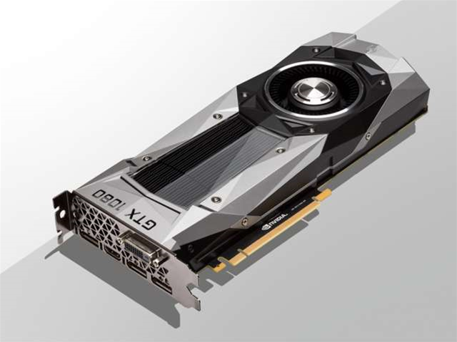 Review: Nvidia GeForce GTX 1080