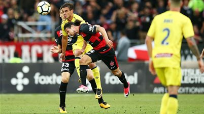 Wanderers v Mariners player ratings