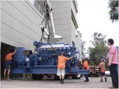 Enterprise Data upgrades Sydney1 data centre