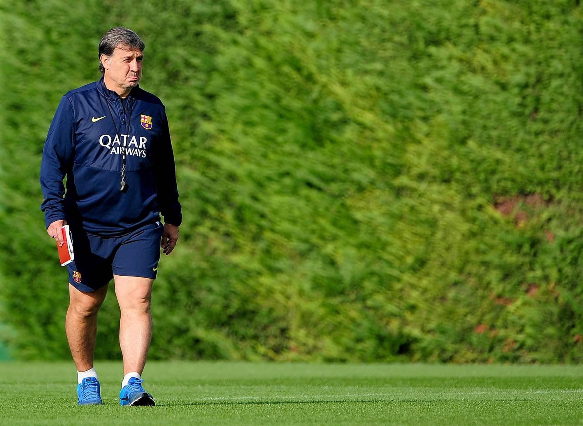 Osasuna will be aggressive, says Martino