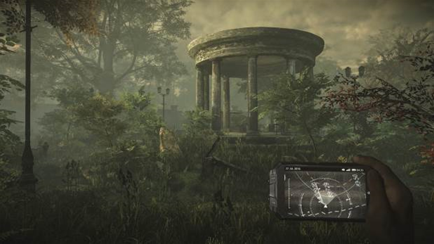Get Even: The FPS more interested in guilt than guns