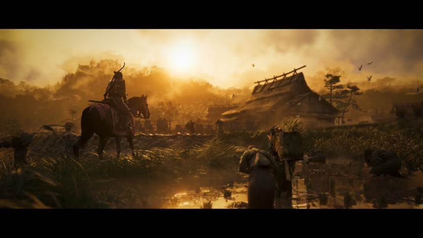 Ghost of Tsushima: Sucker Punch puts you in the shoes of a samurai bent on revenge