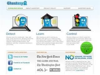Take control of the sites that track you online with Ghostery