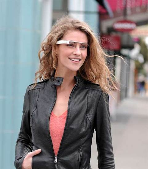 Google unveils Terminator glasses project
