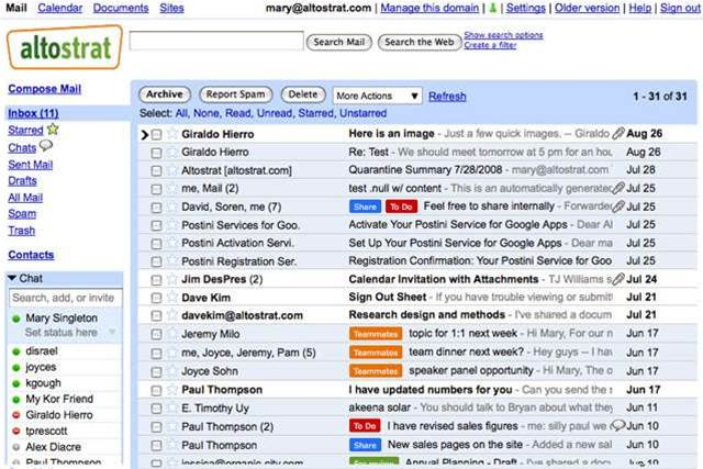 Quick tip: How to turn on Gmail popups