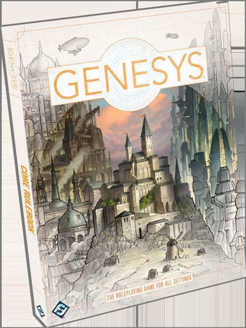 Fantasy Flight Games to release generic version of its in-house RPG rules