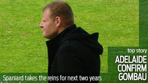 Gombau confirmed as new Reds coach