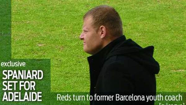 Reds look to Hong Kong for new boss