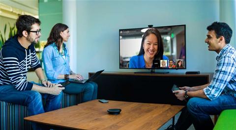 Google announces videoconferencing bundle