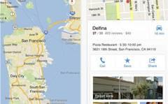 Google Maps back on iOS