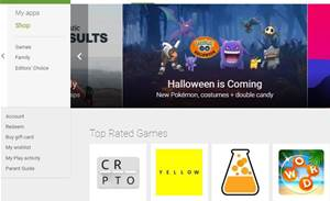 Google offers Play app store bounty program