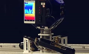 NASA attaches Google phones to robots in space