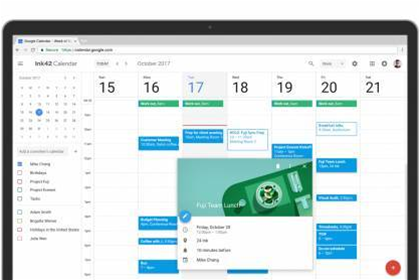 Google Calendar's web app receives a long-awaited revamp