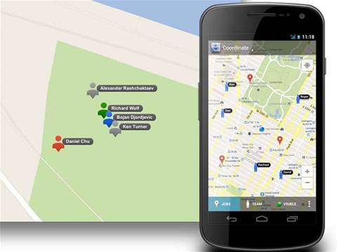 Google launches fleet management service