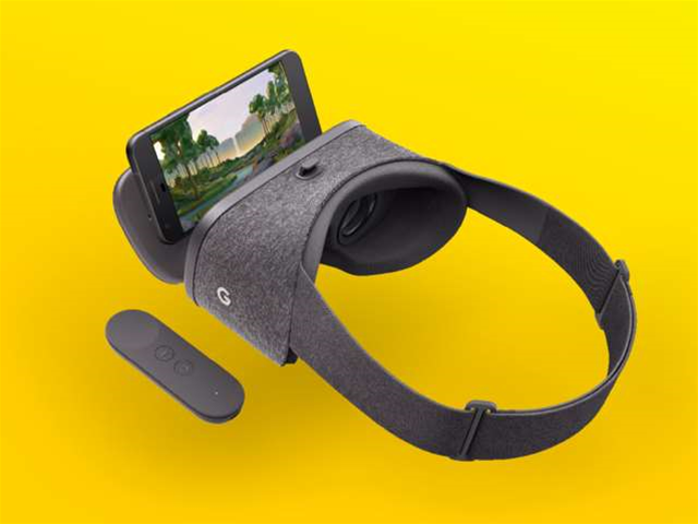 Google's Daydream View VR device to launch next week