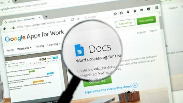 Not even Google Docs is immune from a phishing attack