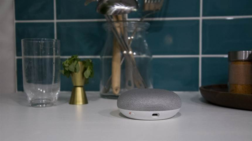 Review: Google Home Mini