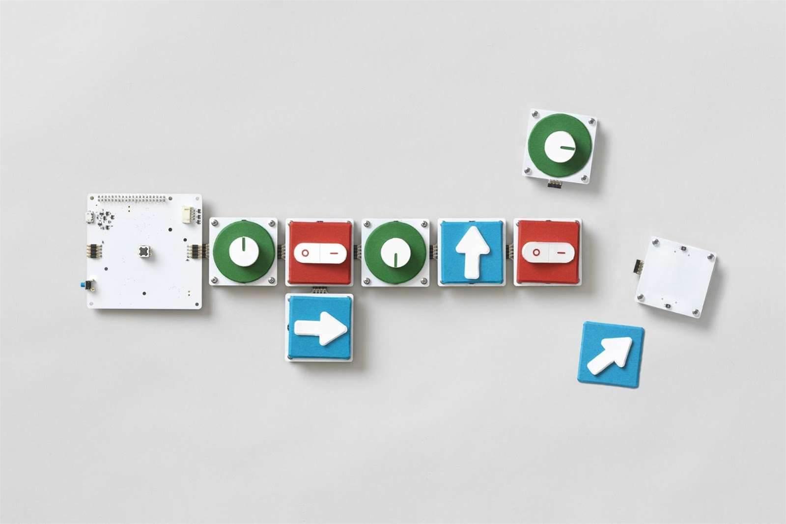 Google creates Bloks toys to help kids learn code