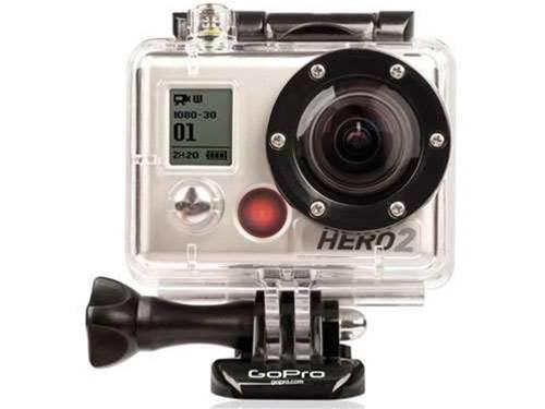 GoPro HD Hero 2 gets pro-baiting firmware upgrade