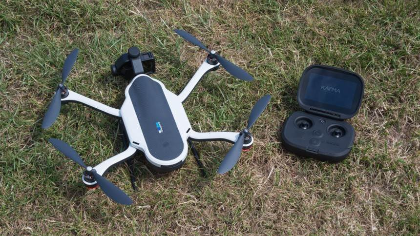 Review: GoPro Karma drone