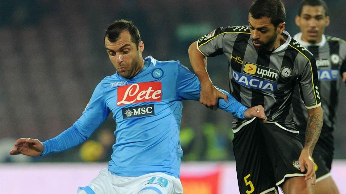 Serie A Wrap: Napoli, Milan both held