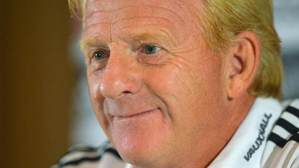 Strachan savours 'dream' night for Scotland