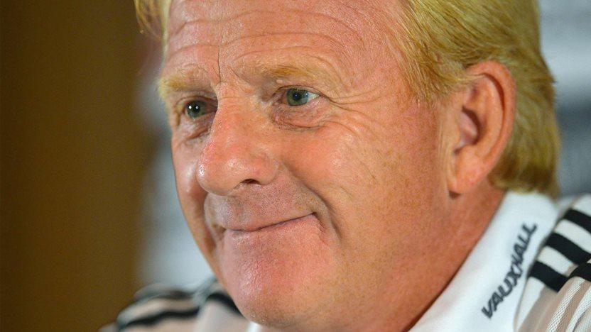 Strachan savours 'dream' night for Scotland