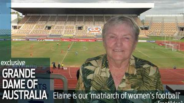 Elaine Watson - Grande Dame of Australia