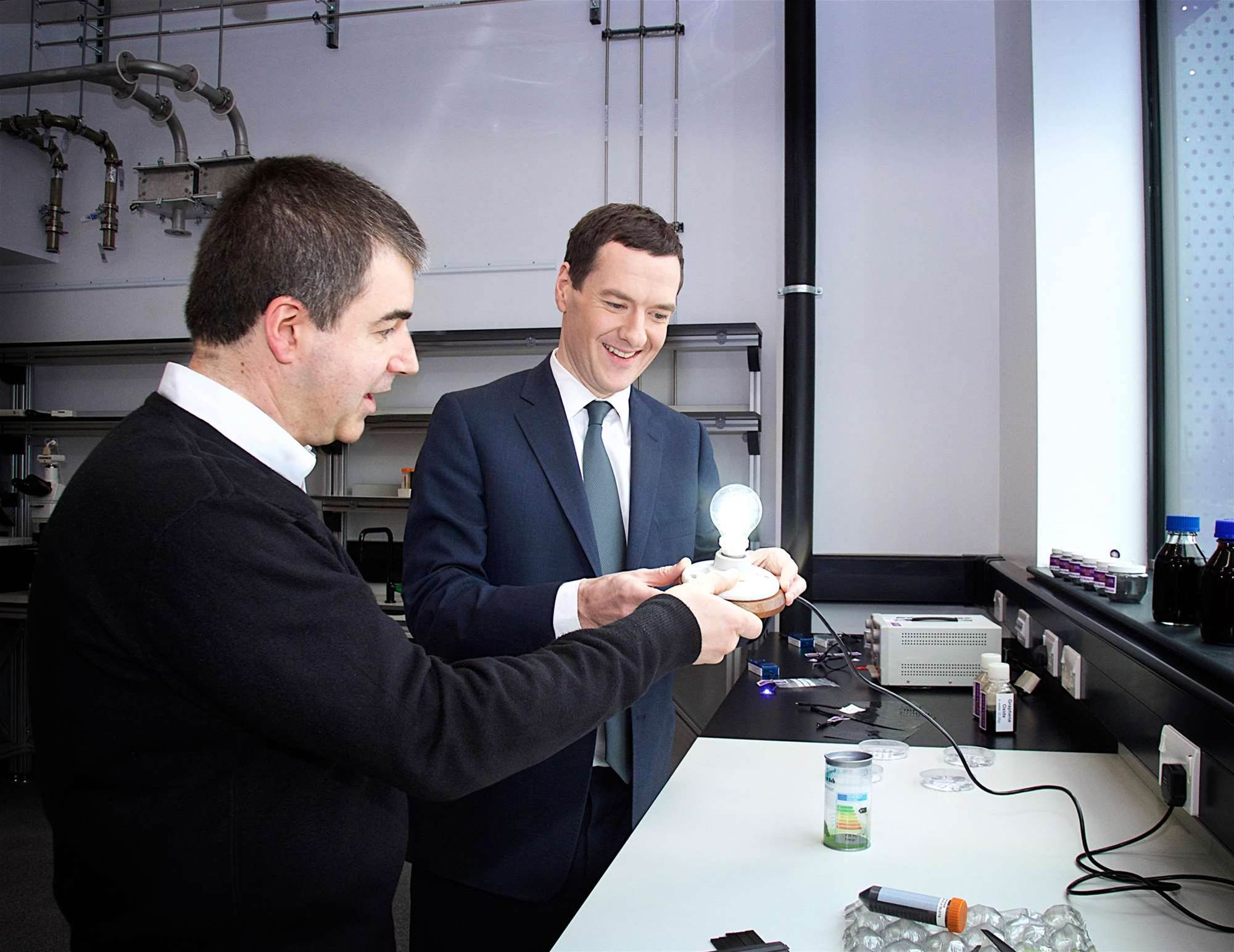 Graphene's First Commercial Application To Shed A Little Light