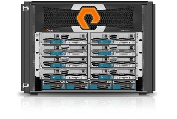 NGage saves customer $400,000 with Pure Storage FlashStack